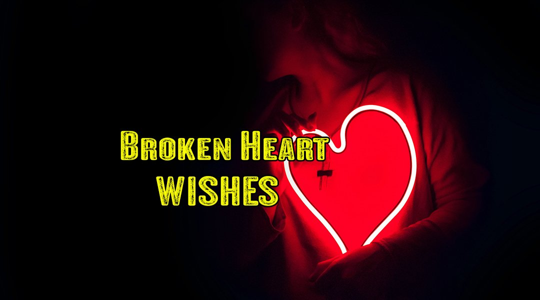 Broke my heart messages u Break my