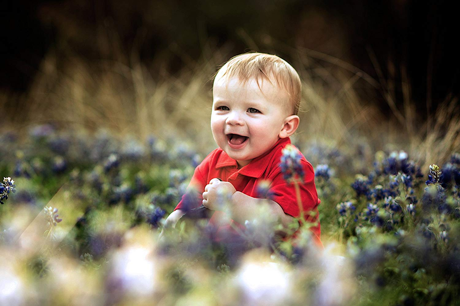 Cute Baby Photos With Smile