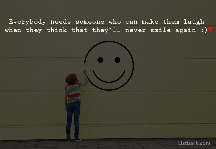 Funny Smile SMS