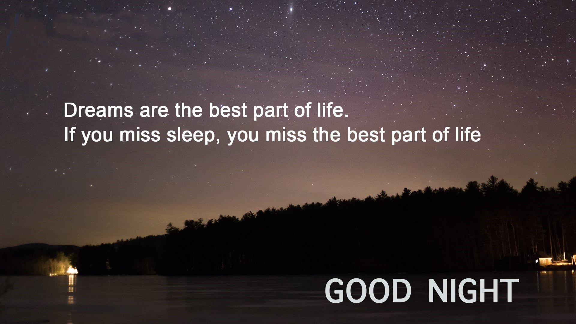 Good Night Pics With Quote