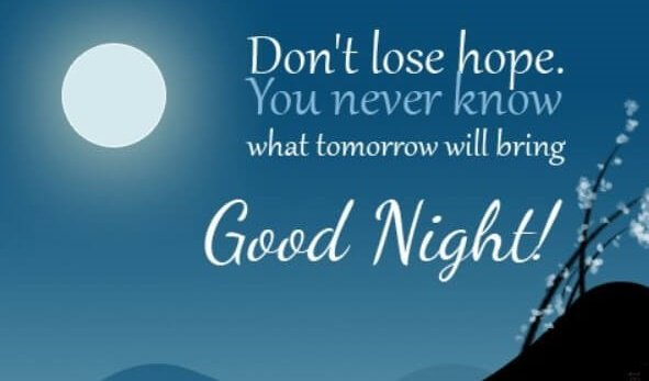 Good Night Quotes Couple