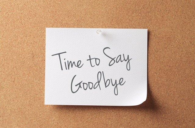 Goodbye Forever Images