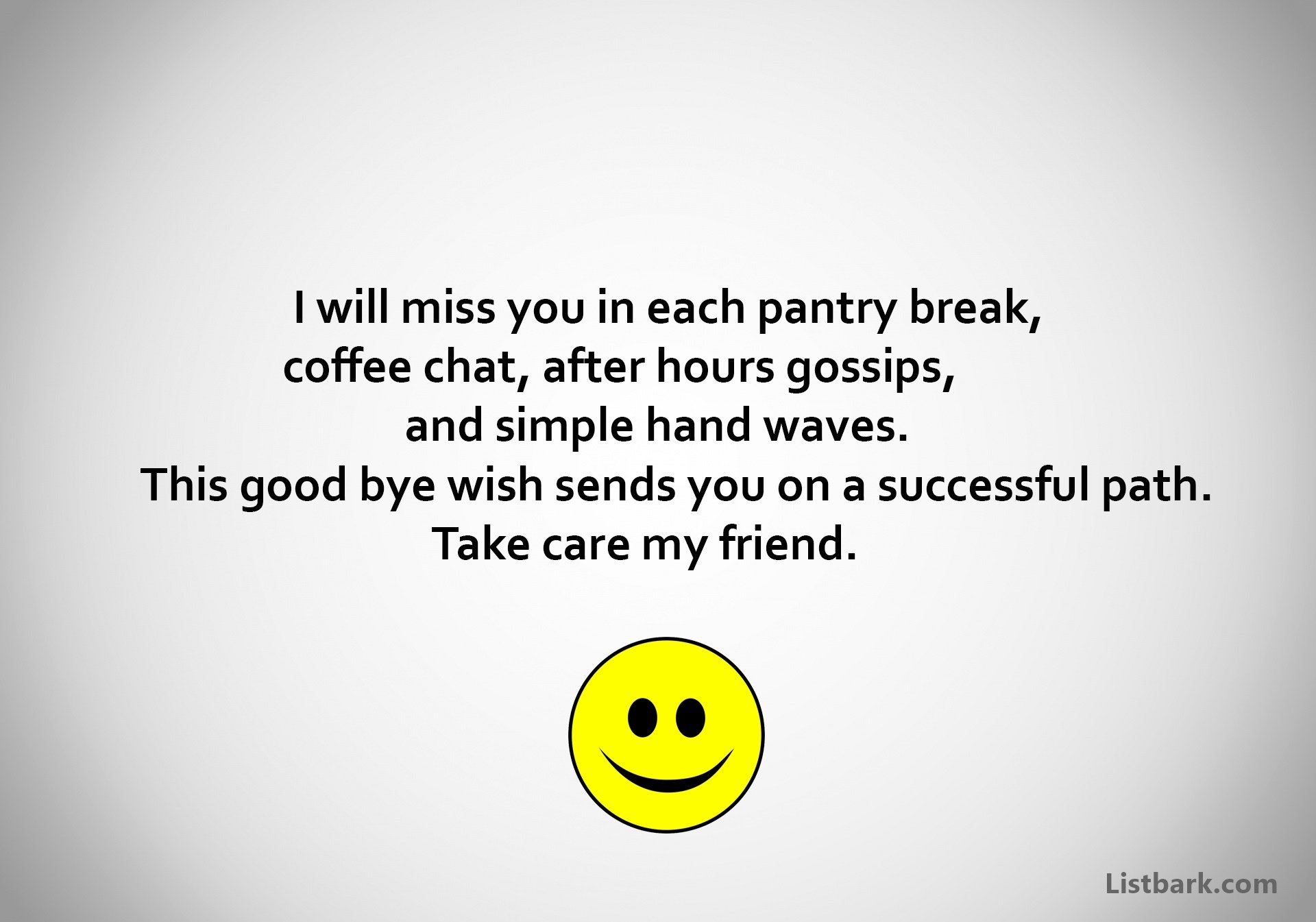 106 Goodbye Sms Messages Wishes Quotes List Bark