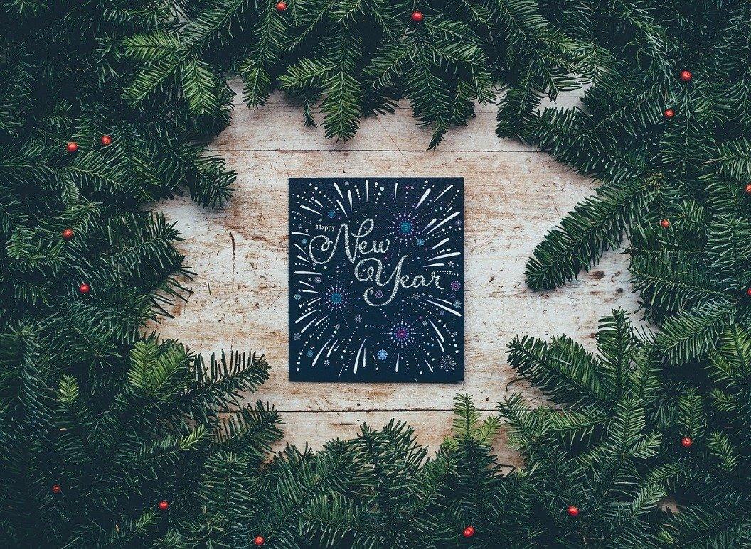 Happy New Year Text Pics