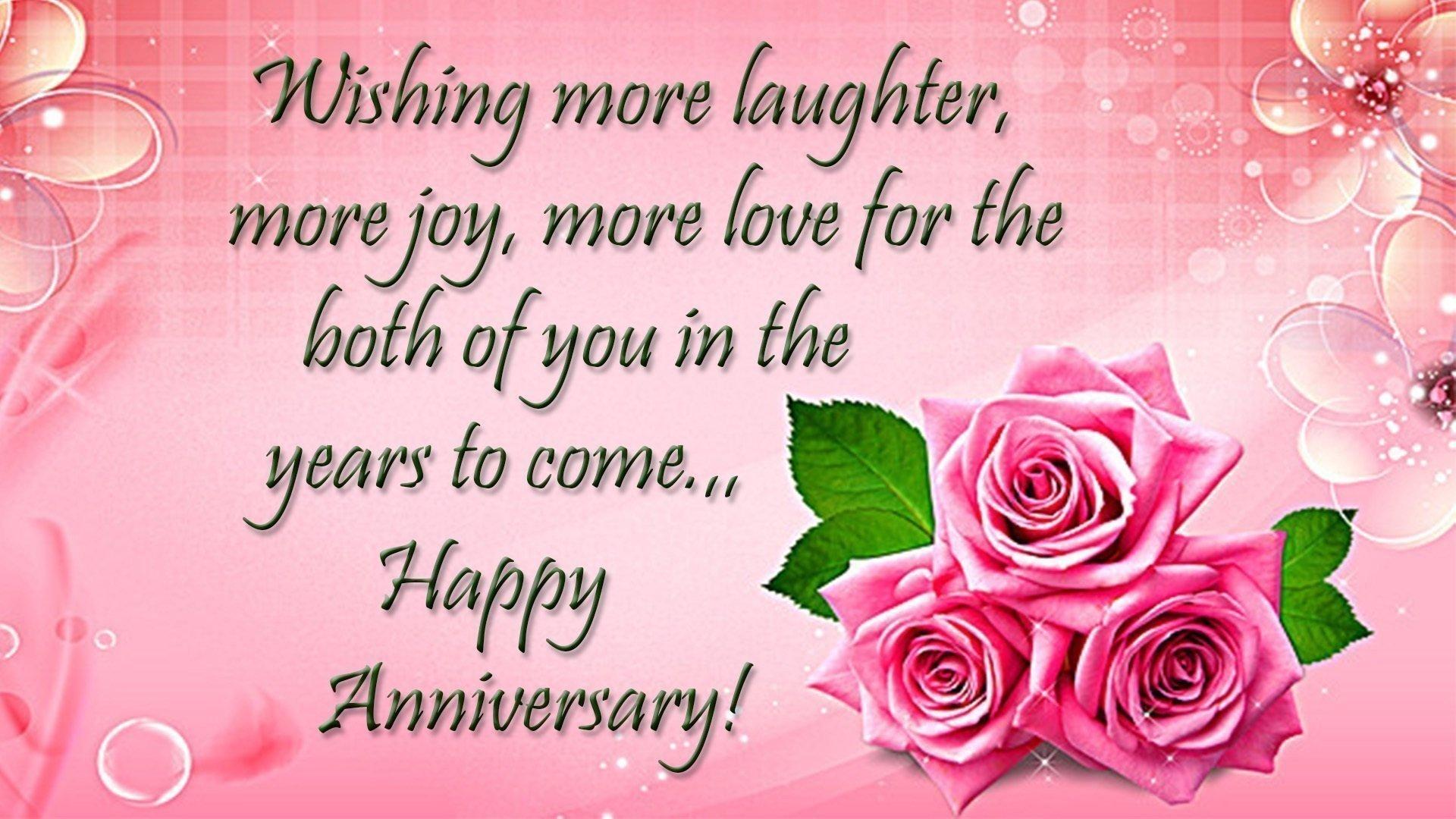 Inspiring Wedding Anniversary Wishes