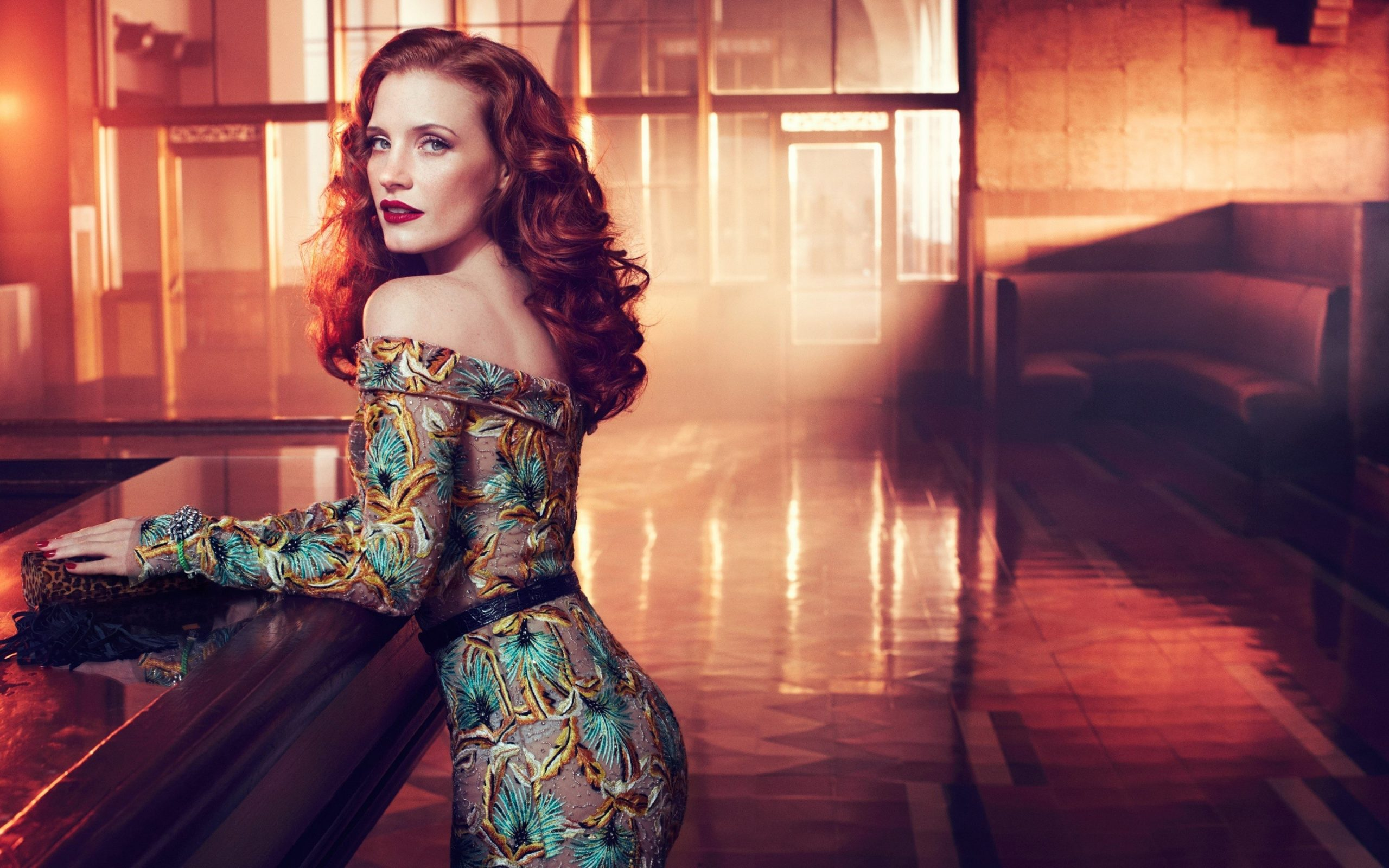 Jessica Chastain Image Gallary