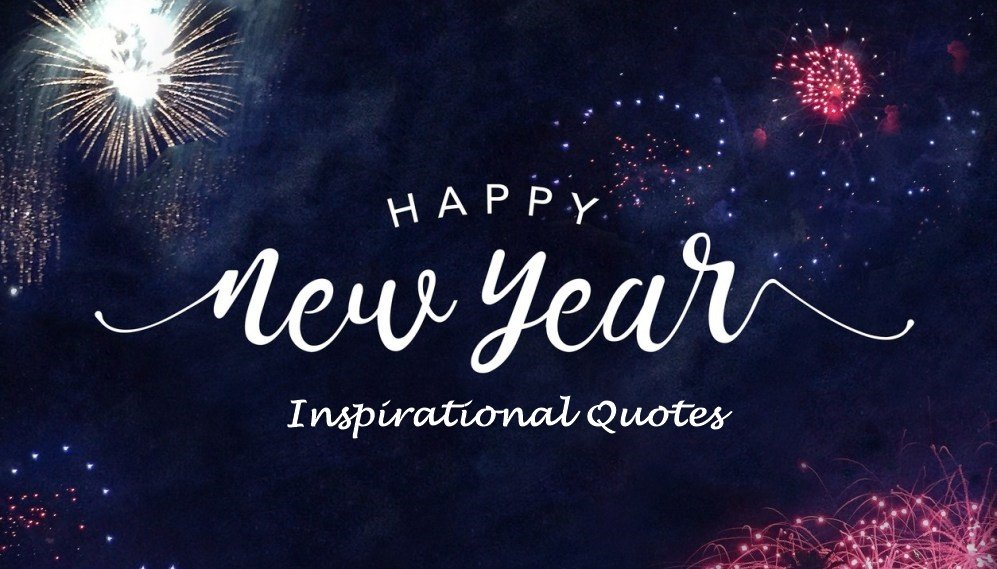 inspirational quotes on happy new year list bark