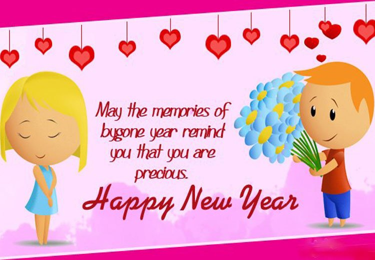 New Year Wishes To Say