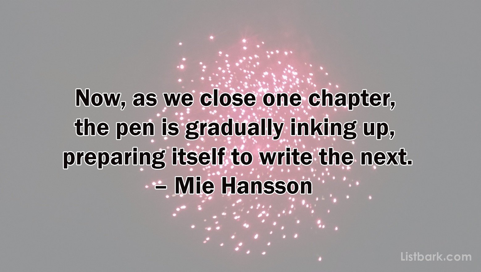 New Years Eve Quotes Inspirational