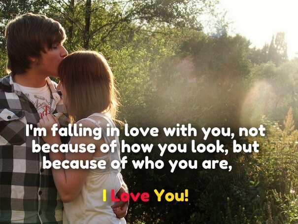 Romantic Love Sms in English
