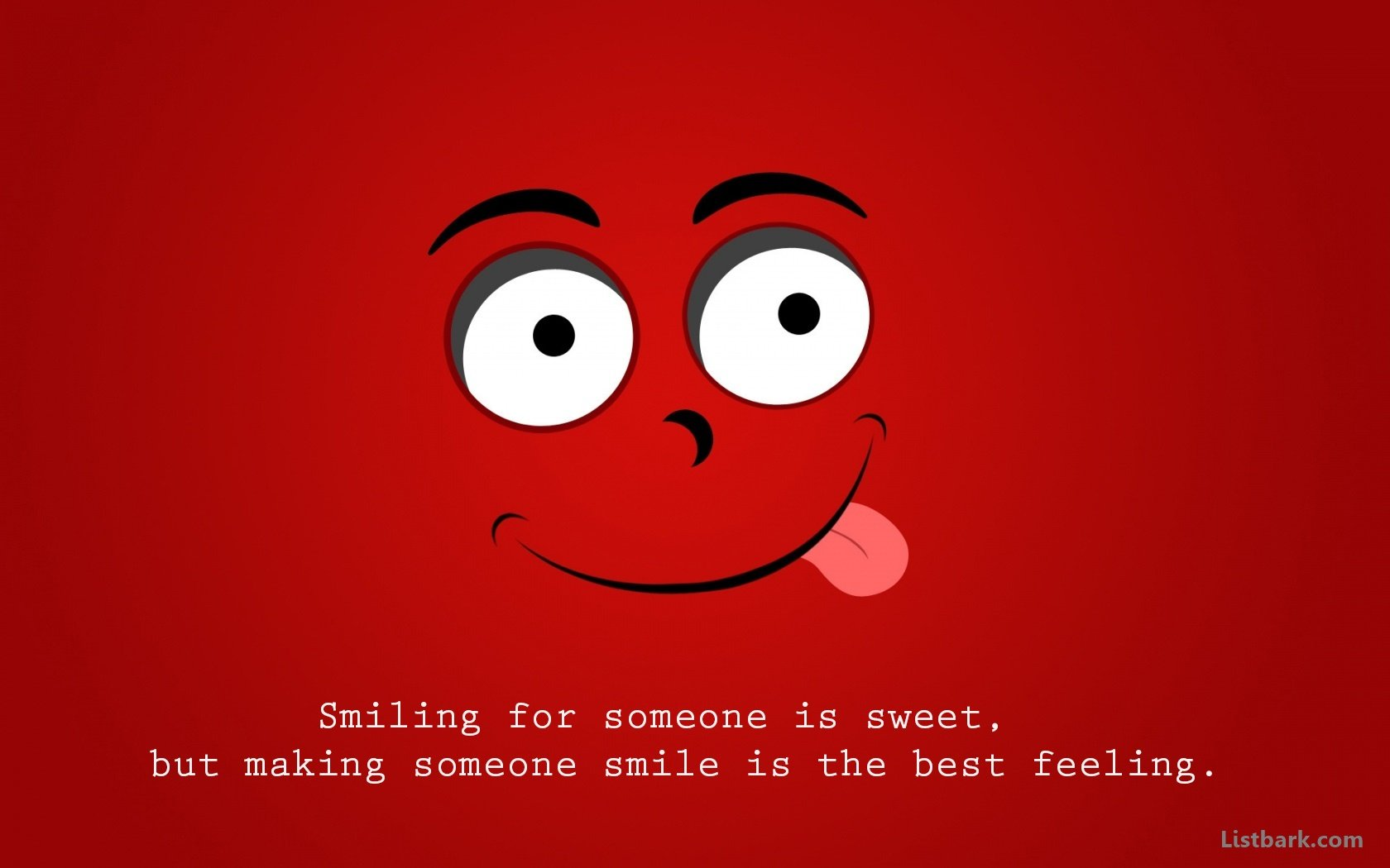Smile Messages For Him
