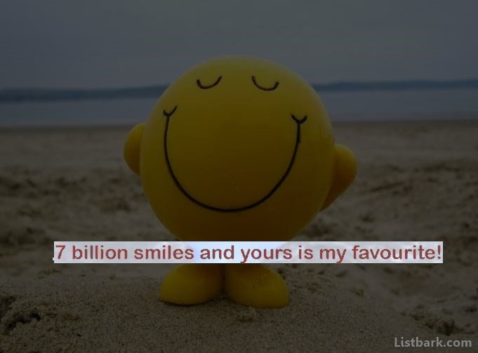 Smile SMS For GF