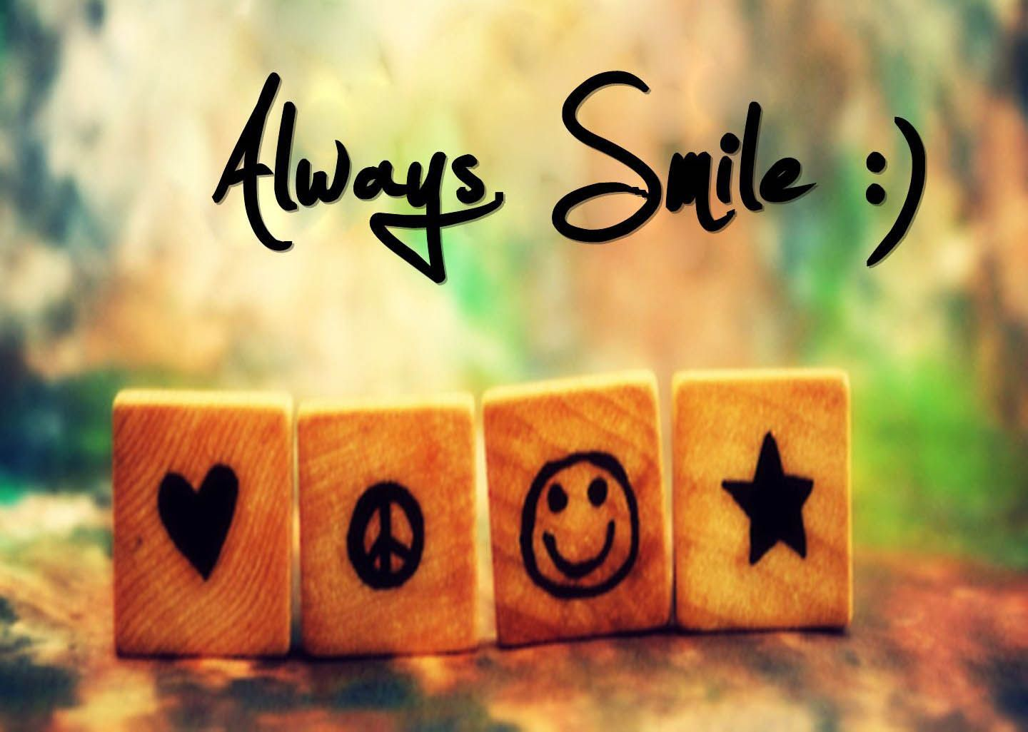 Smile SMS in English