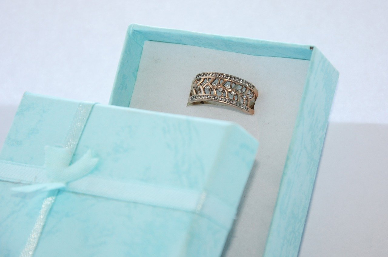 Solitaire Ring For Valentine