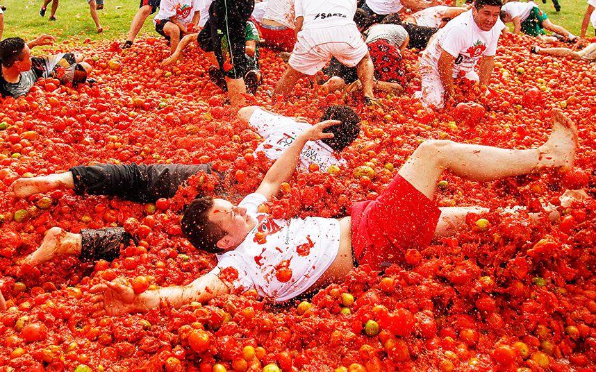 Spanish Tomato Festival