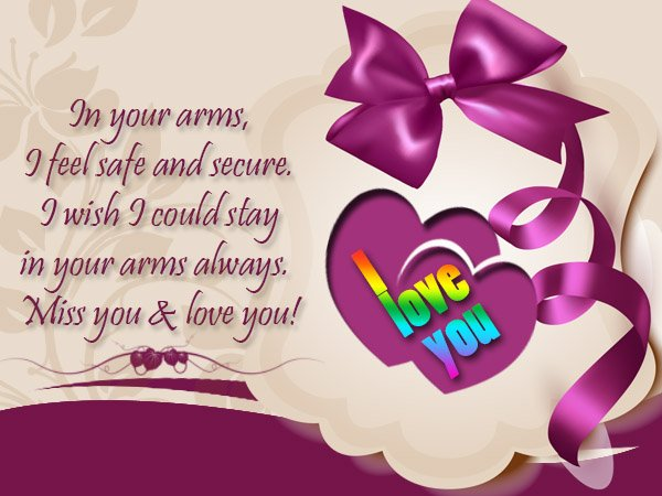 Sweet Love Sms For Girlfriend