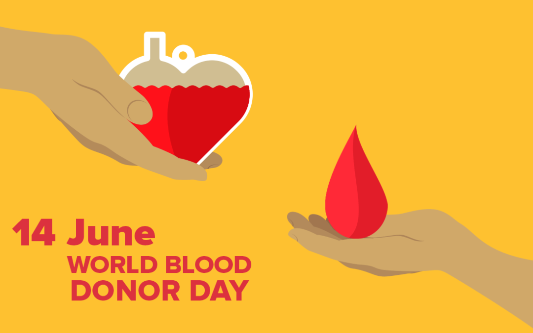14 June World Blood Donor Day Image