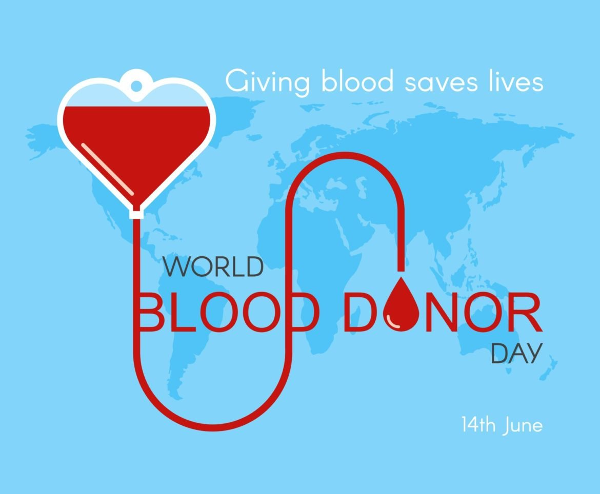 14 June World Blood Donor Day Thank You For Saving My Life