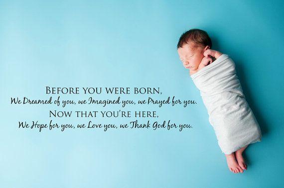A Baby Girl Has Been Born