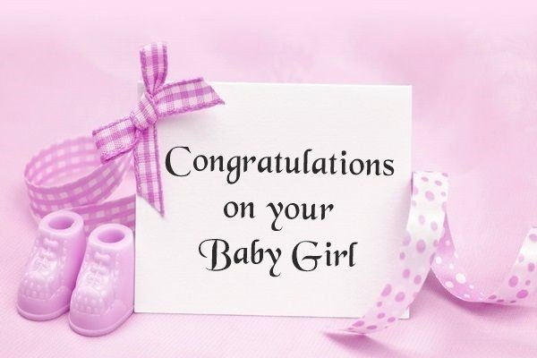 Congratulation New Born Baby Wishes Images - List Bark