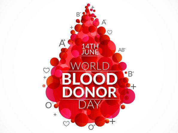 Be A Hero Give Blood World Blood Donor Day