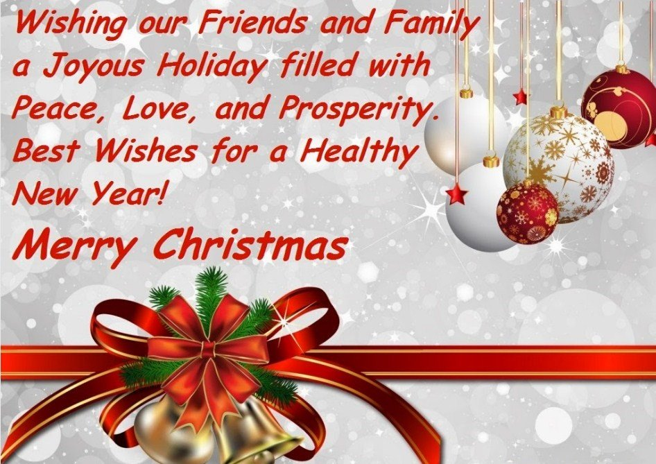 Happy Merry Christmas Status
