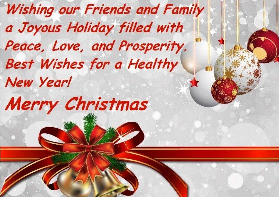 Happy Merry Christmas Status