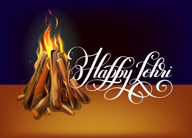 Free Happy Lohri Wishes