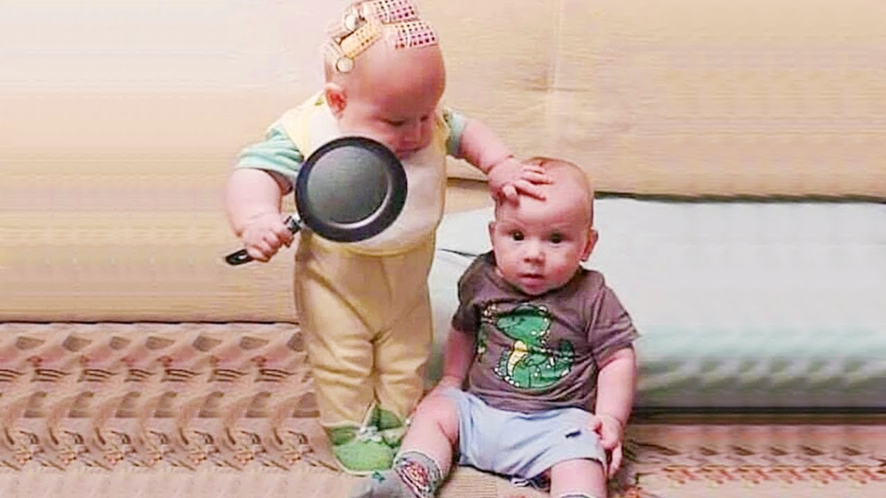 Funniest Twins Baby Make Your Day