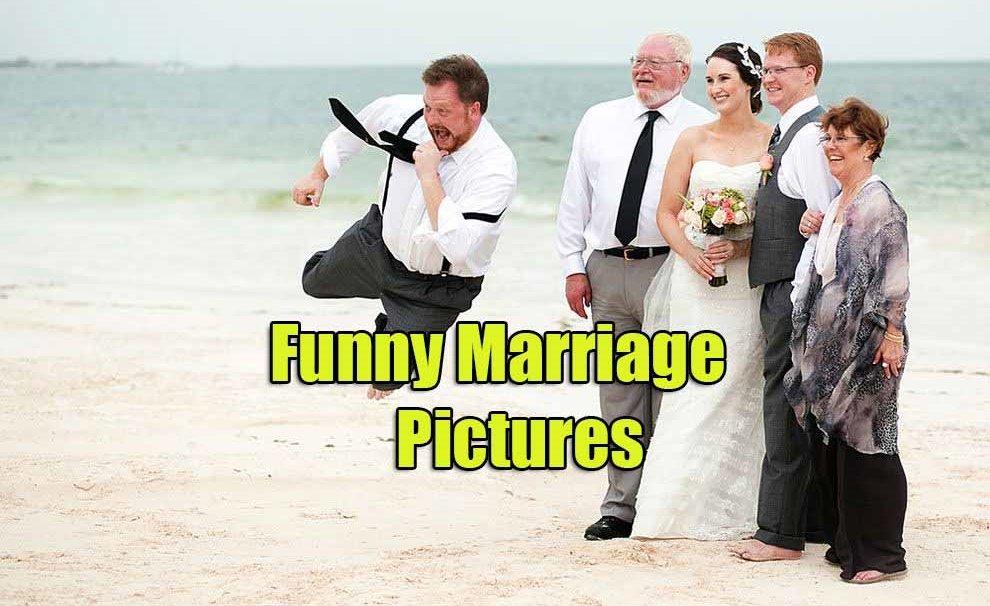 Funny Wedding