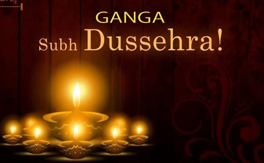 Ganga Dussehra Wishes Image