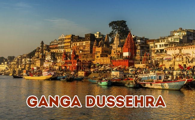Happy Ganga Dussehra To You