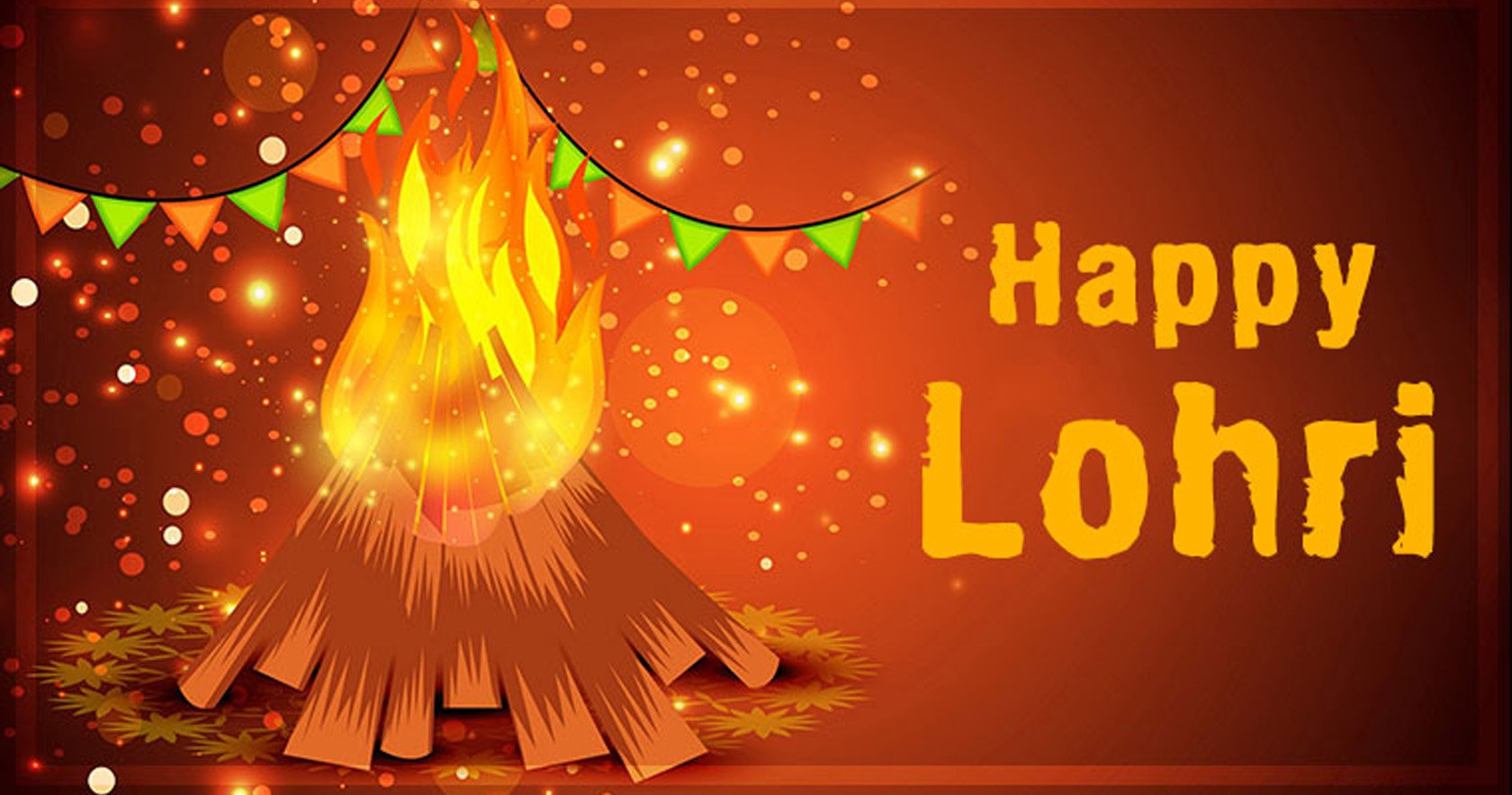 Happy Lohri Facebook Wishes