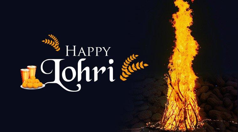 Happy Lohri Wishes Photos
