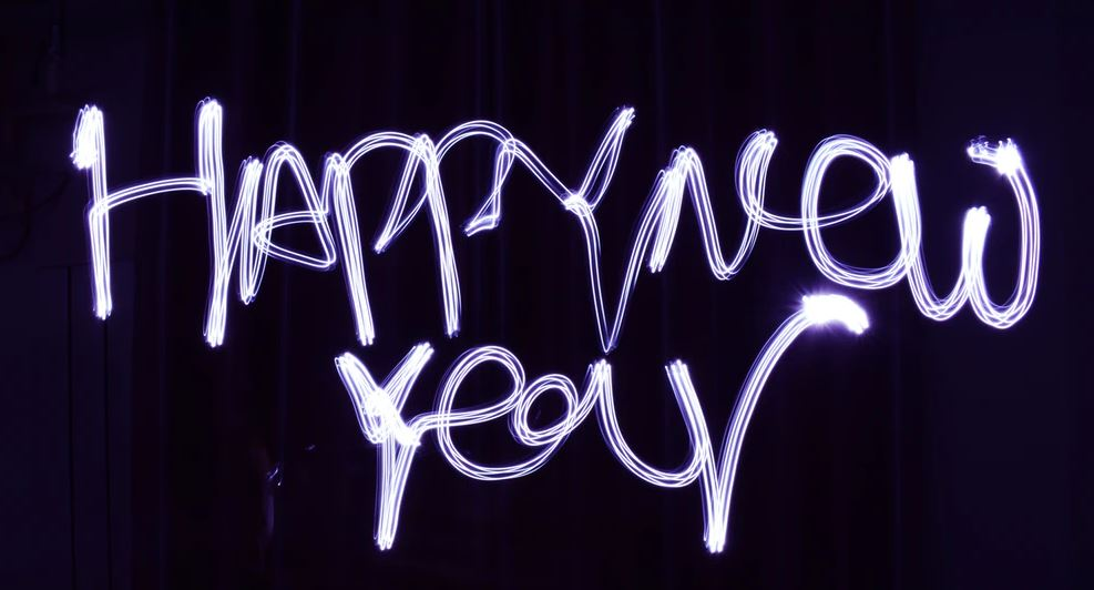 Happy New Year Beautiful Images