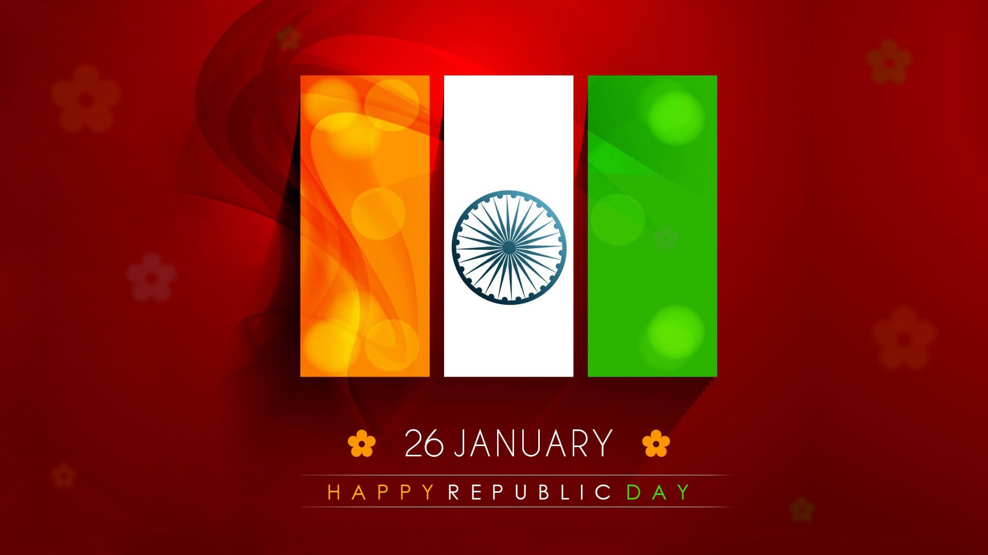 Happy Republic Day HD Wallpapers