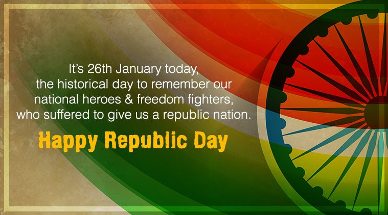 Happy Republic Day Messages Images