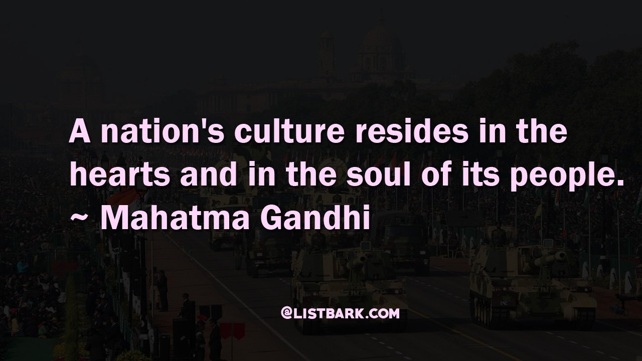 Indian Happy Republic Day Quotes