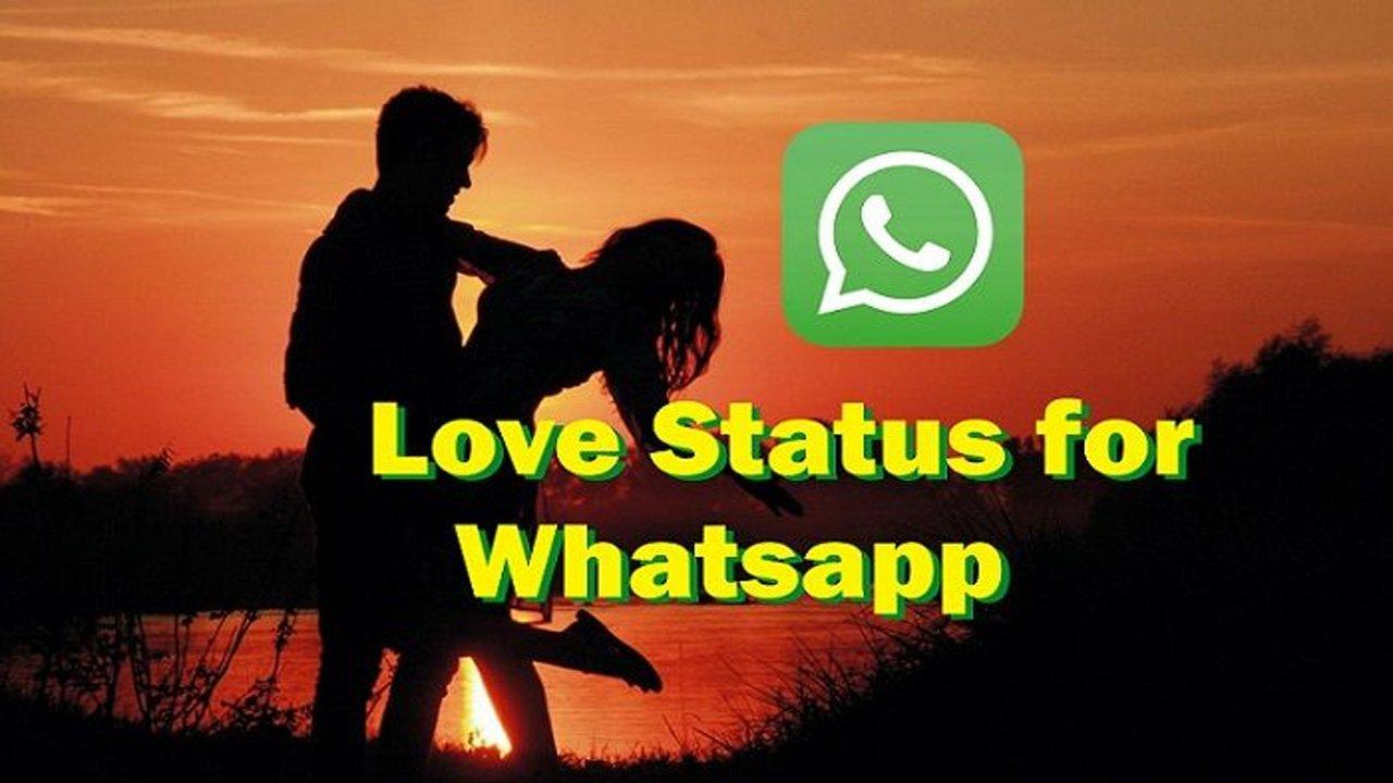 100 Best Love Feeling Status For WhatsApp in English