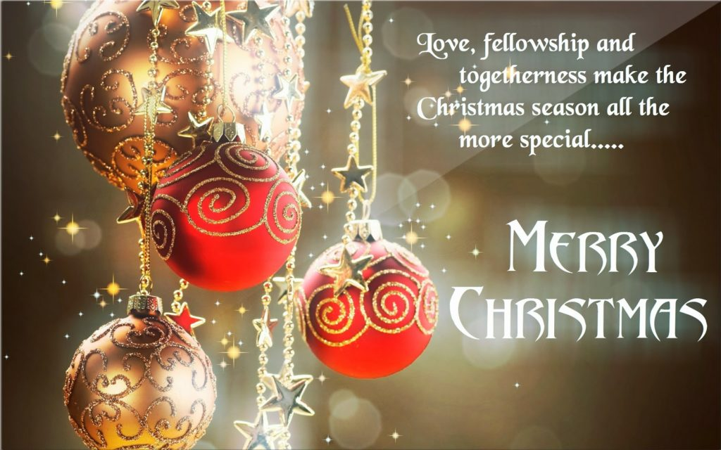 Merry Christmas Status Wishes