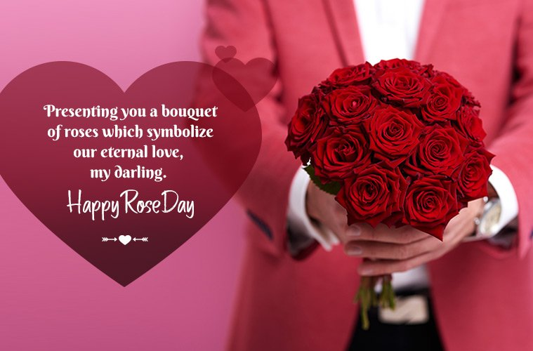 Rose Day Wishes For Her