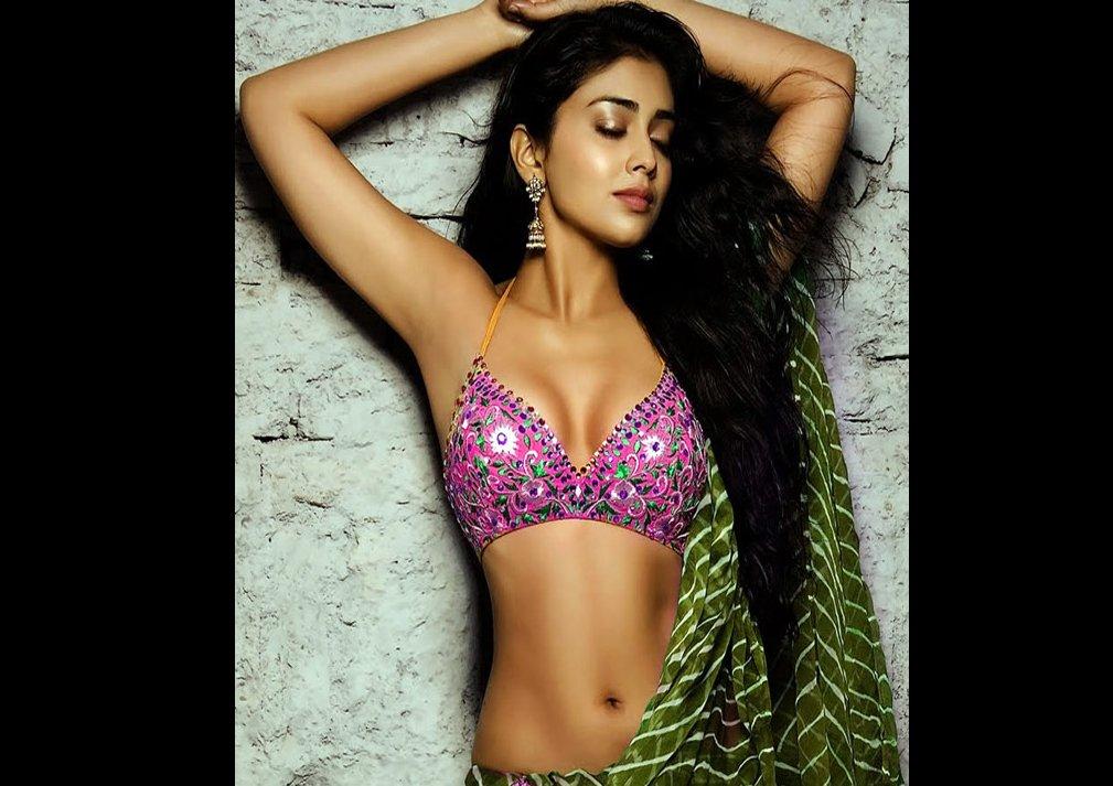 Shriya Saran Bikini Hot Pic
