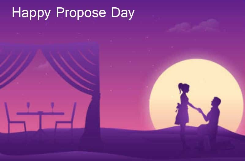 Best Image Of Propose Day