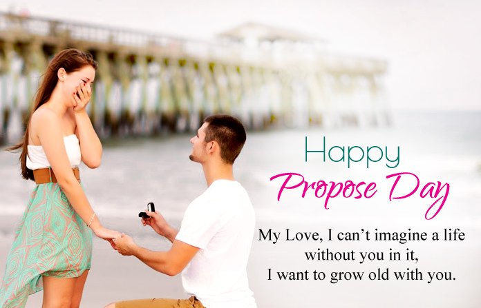 Happy Propose Day Photo