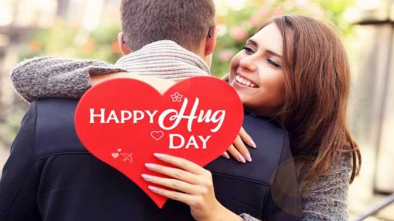Hug Day Messages For Girlfriend