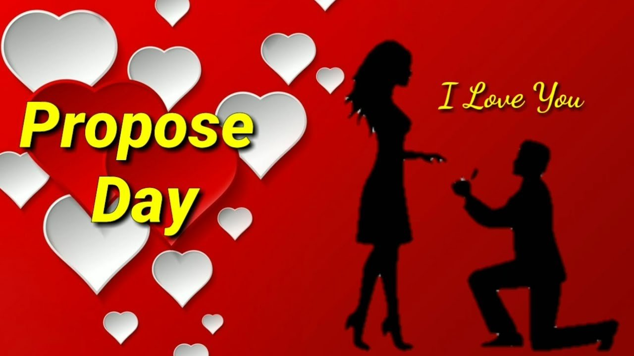 I Love You Propose Images