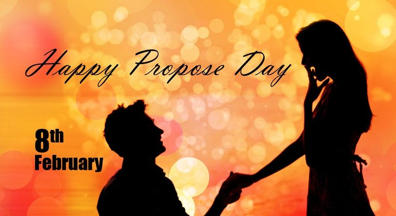 Images on Propose Day
