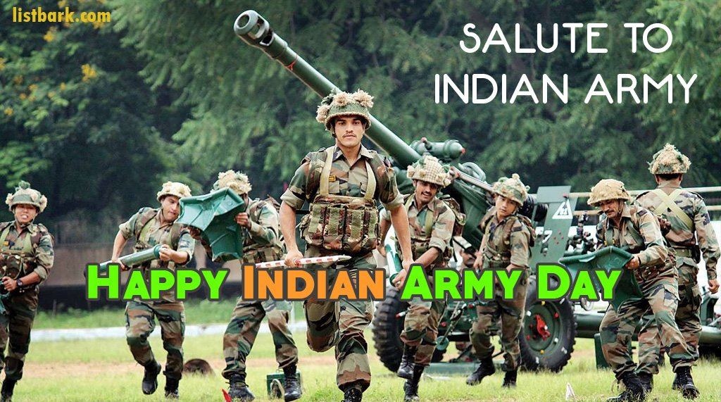 Indian Army Day Photos