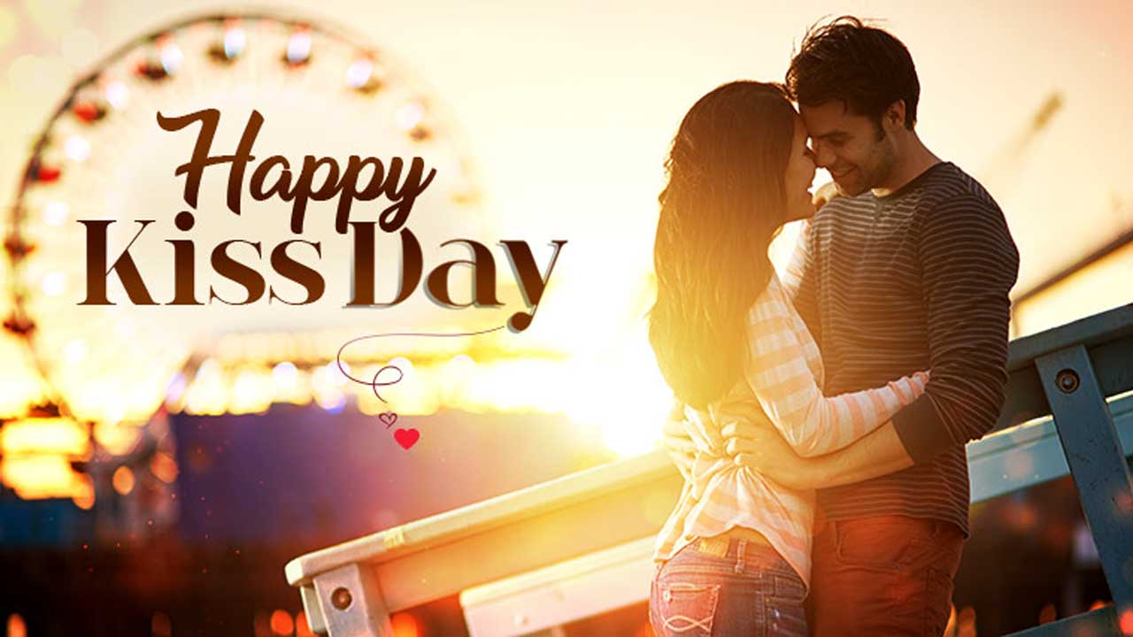 Kiss Day Images Msg
