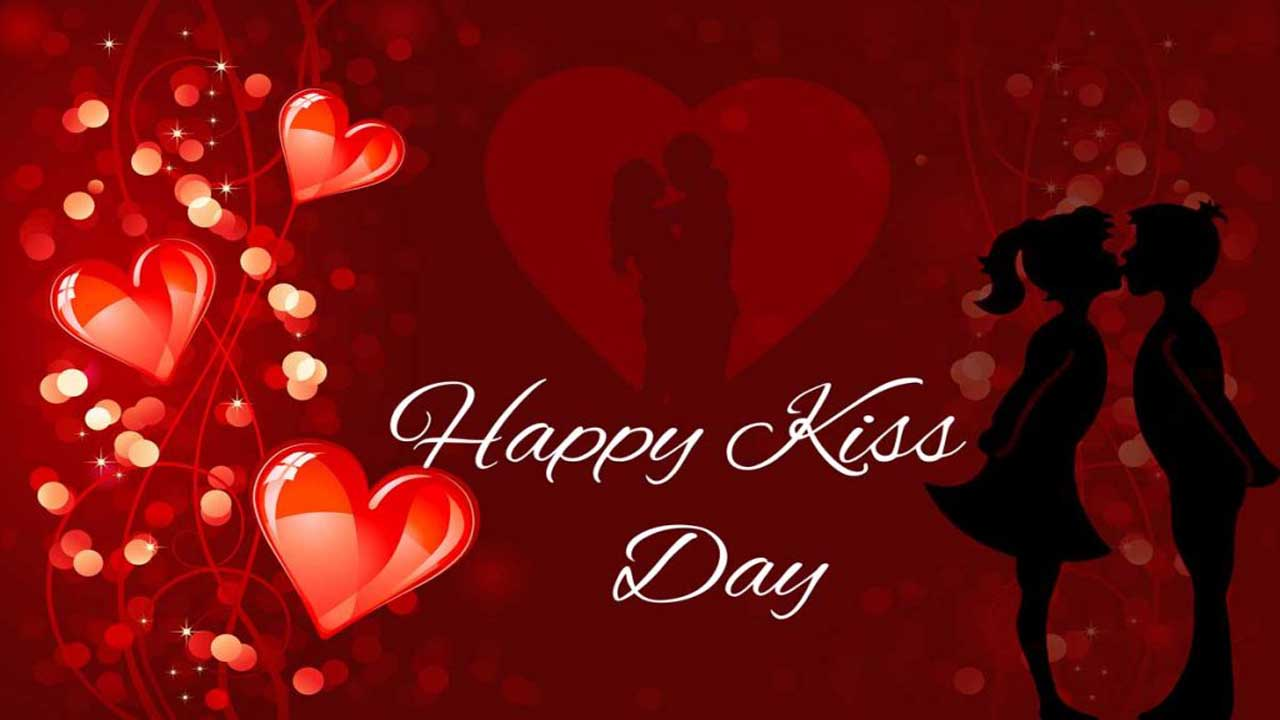 Kiss Day Messages For Girlfriend